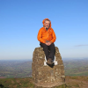 Thumbnail image for Climbing The Skirrid: the start of the Beacons Way