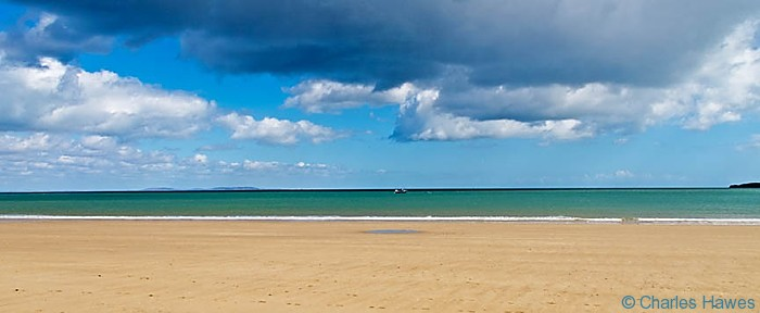 South Beach, Tenby, Pembrokeshire, Wales