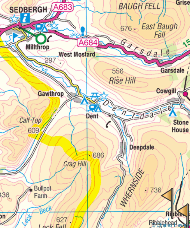 Post image for The Dales Way: Day 4- Ribblehead to Sedburgh
