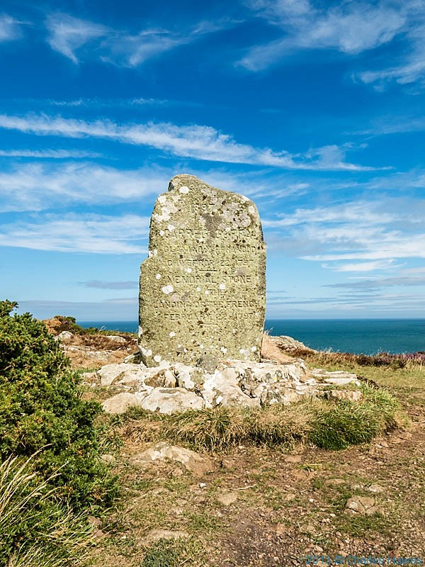 Post image for Wales Coast Path: Pwll Deri Youth Hostel to Fishguard