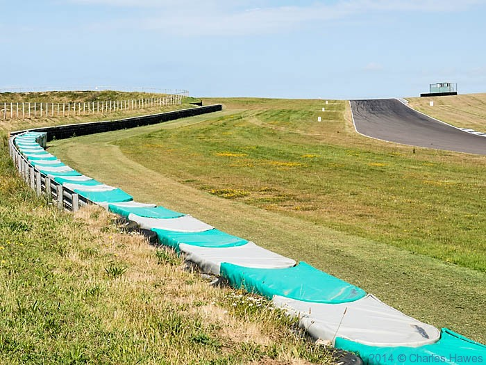 Anglesey Racing Circuit, photographed by Charles Hawes