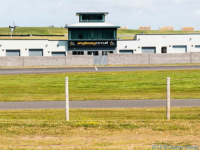 The Anglesey Racing Circuit, photographed by Charles Hawes