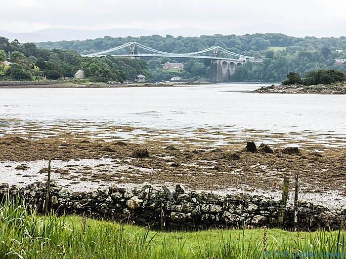 Charles Hawes Walks The Wales Coast Path Brynsiencyn To
