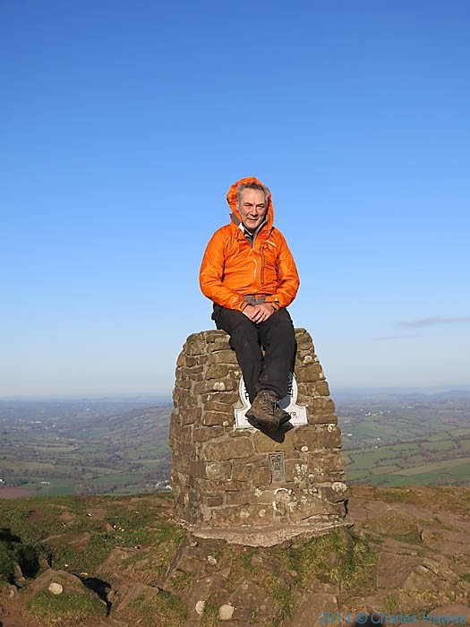 Post image for Climbing The Skirrid: the start of the Beacons Way
