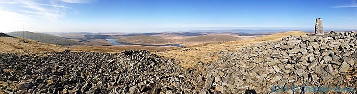 Post image for Plynlimon and the Nant-y-moch reservoir