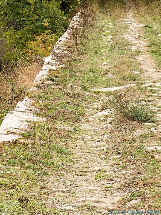 Lamole ring walk, Chianti, Tuscany, photographed by Charles Hawes