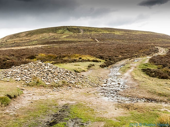 The Cambrian Way and Beacons Way, Monmouthshire, Photographed by Charles Hawes