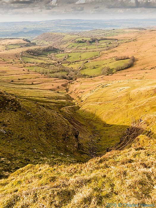 View from Lord Hereford's Knob, photographed by Charles Hawes