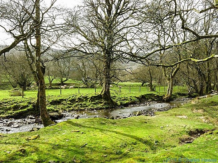 Nant Cwm Llwch, Brecon Beacons, photographed by Charles Hawes