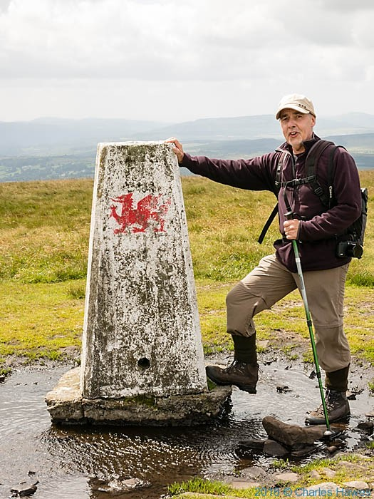 Post image for Cambrian Way day 11: Storey Arms to Bwlch Bryn-rhudd