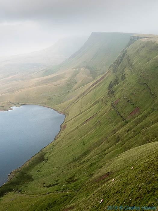 Post image for Cambrian Way day 12: Bwlch Bryn-rhudd to near Llanddeusant